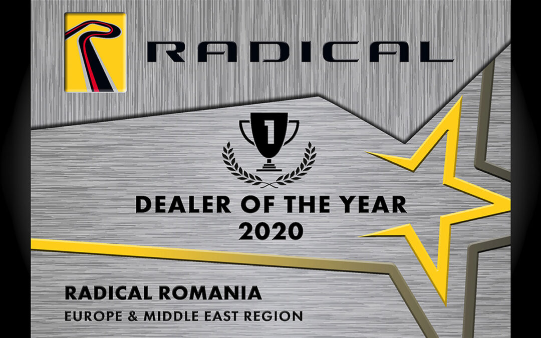 Radical Romania flourishes on debut by being named Dealer of the Year for European and Middle East regions